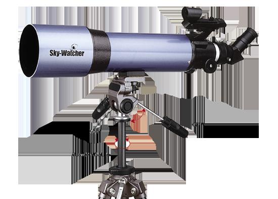 Teleskop 1×1